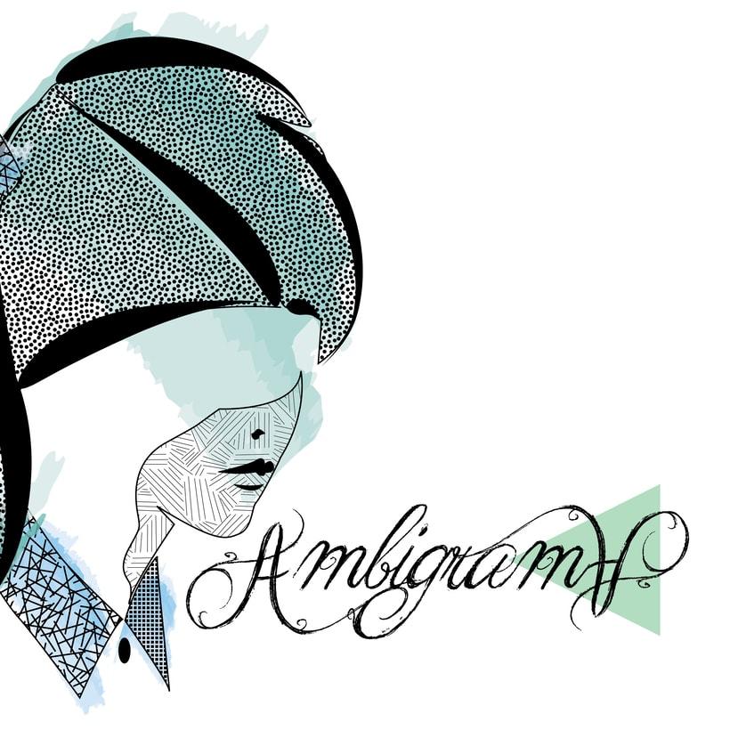 AMBIGRAMA MAGAZINE 9