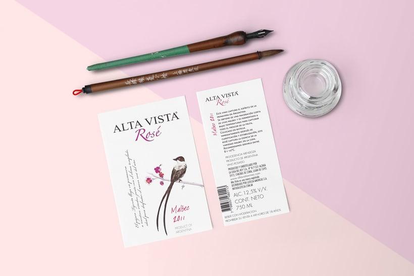 Alta Vista Rosé 0