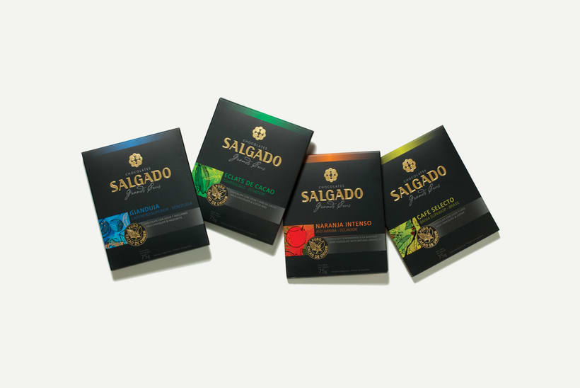 Chocolates Salgado 1