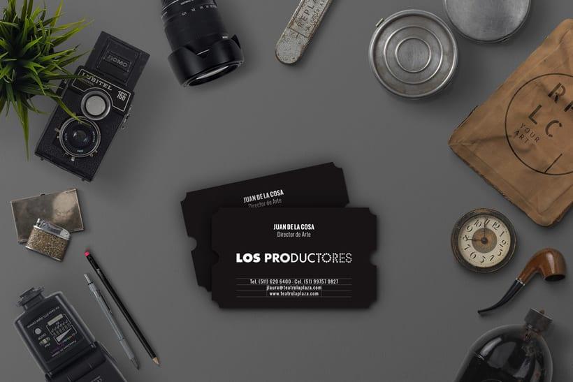 Los Productores 0