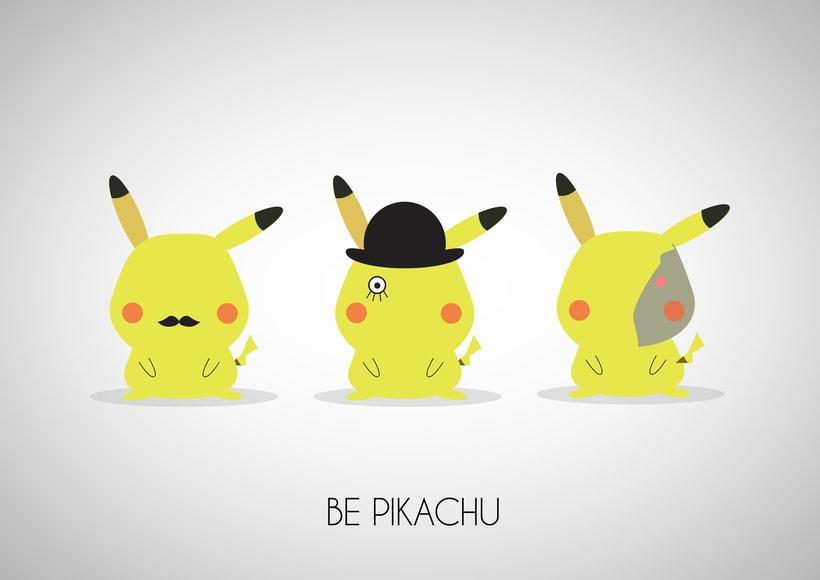 Pokemon para Ilustración 1