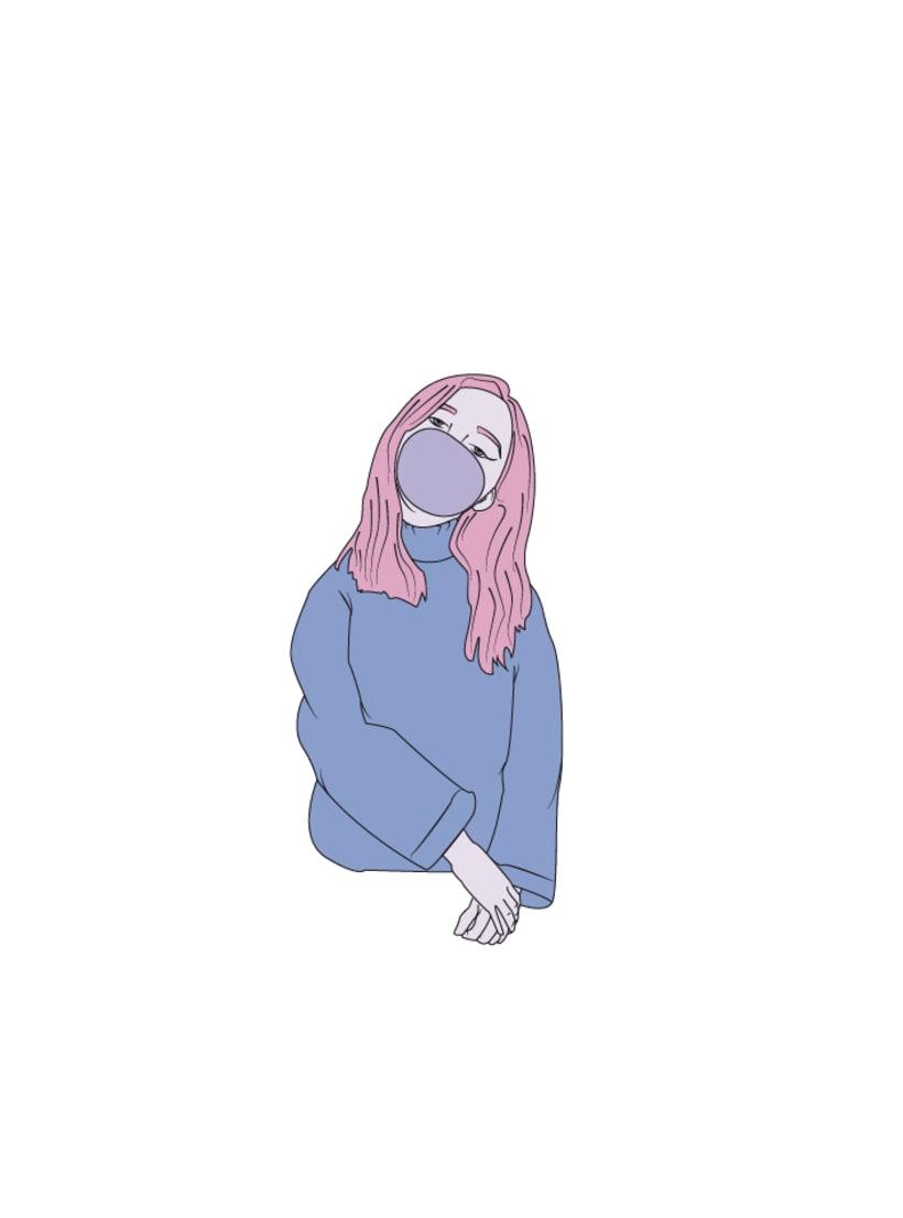Bubblegum Girl 1