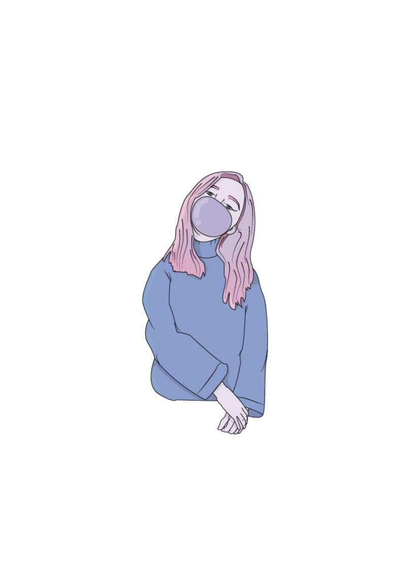 Bubblegum Girl 2