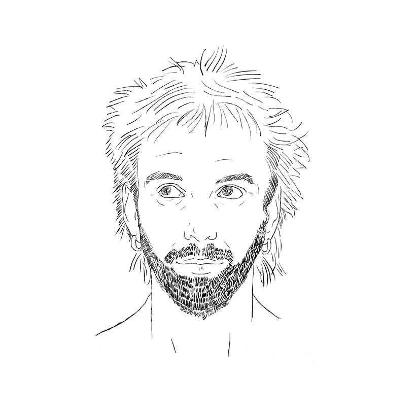 Shuarma: Retrato ilustrado con Photoshop 3