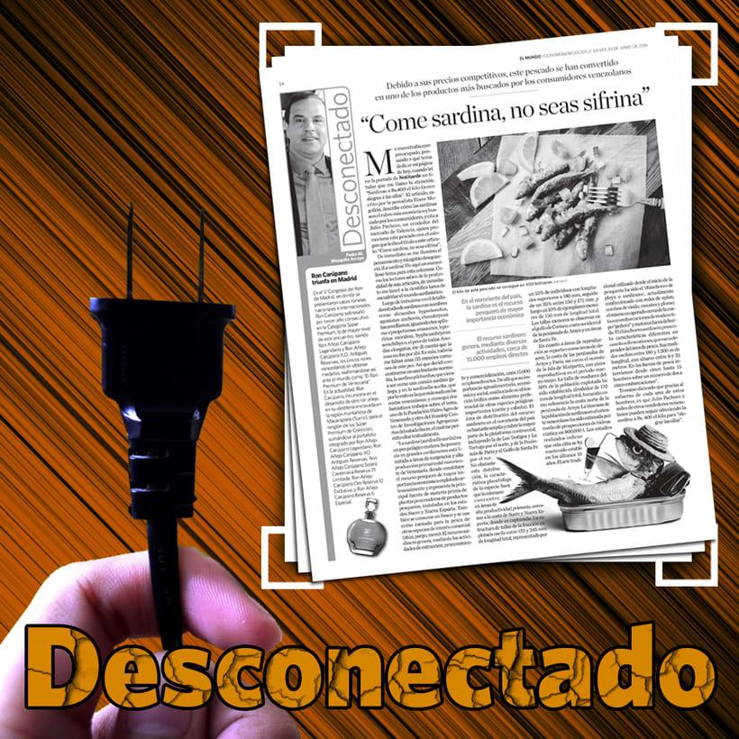 Desconectado - trabajos 6