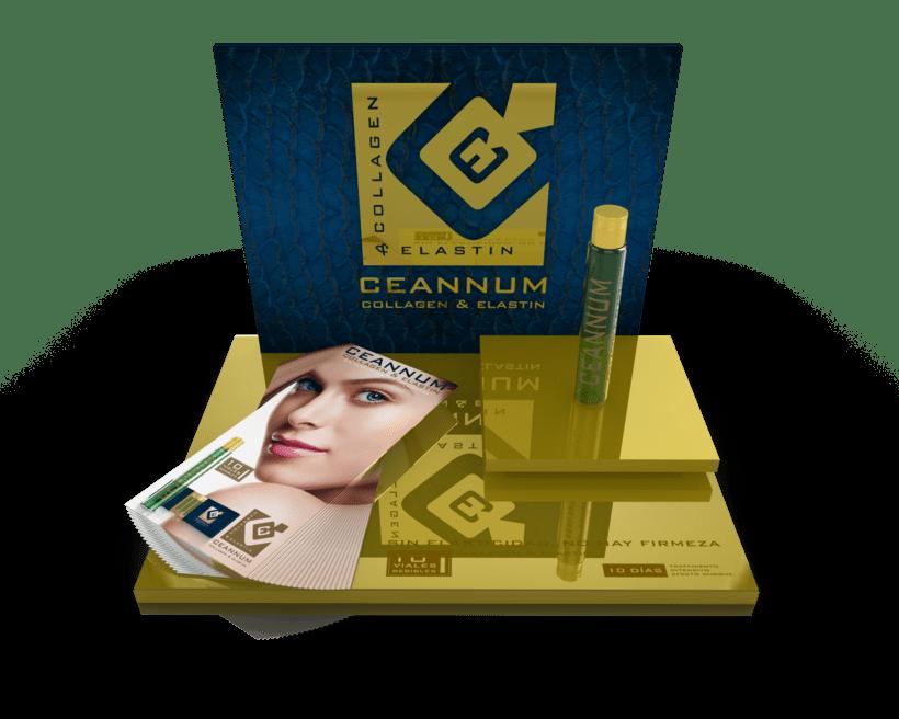 CEANNUM COLAGEN & ELASTIN 9