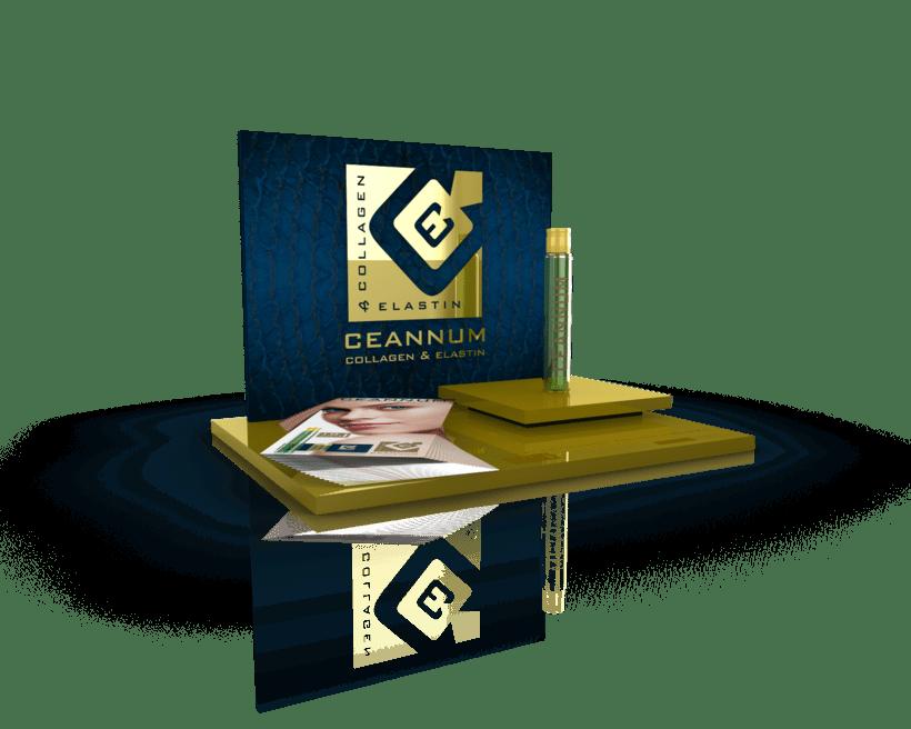 CEANNUM COLAGEN & ELASTIN 10