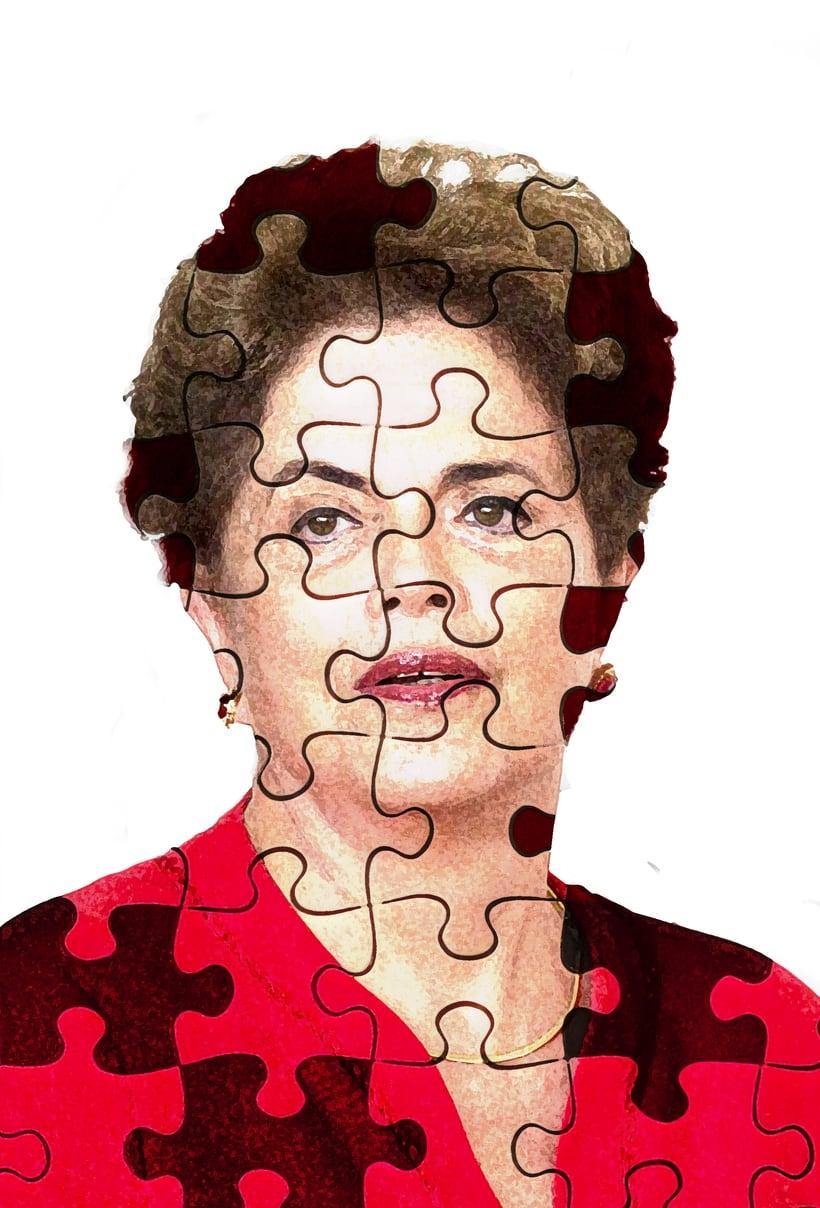Dilma Rousseff - ilustración -1