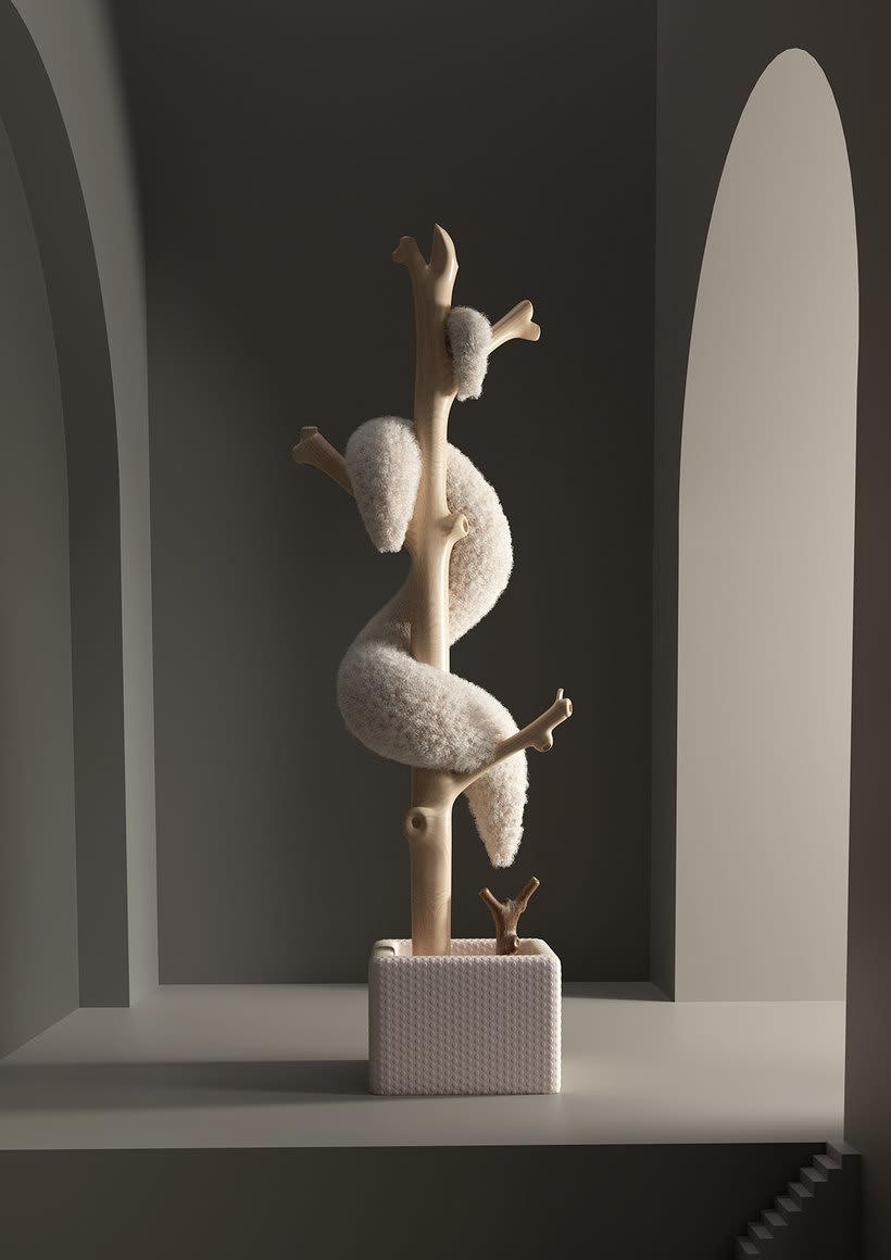 Hugo in Garden, ¿bonsái o escultura? 6
