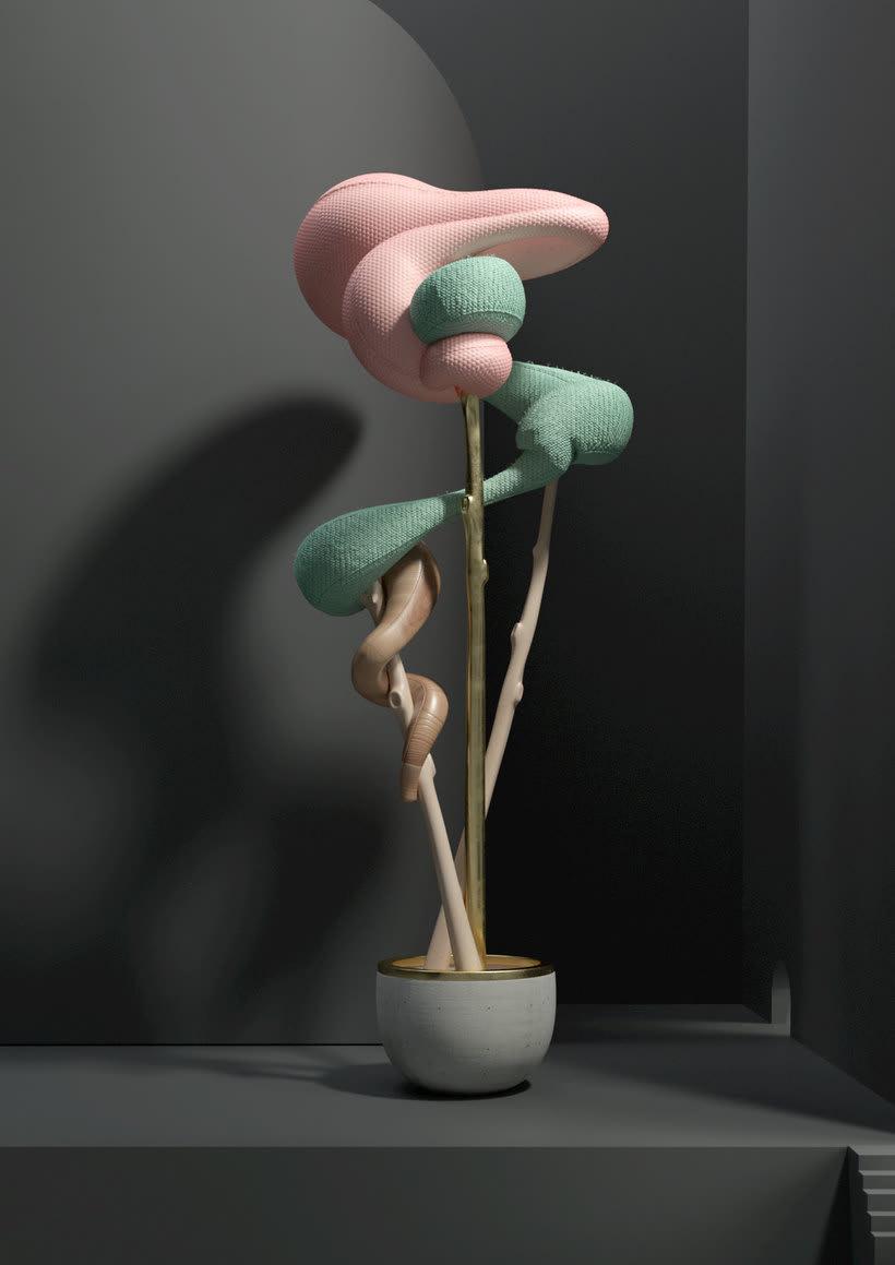 Hugo in Garden, ¿bonsái o escultura? 10