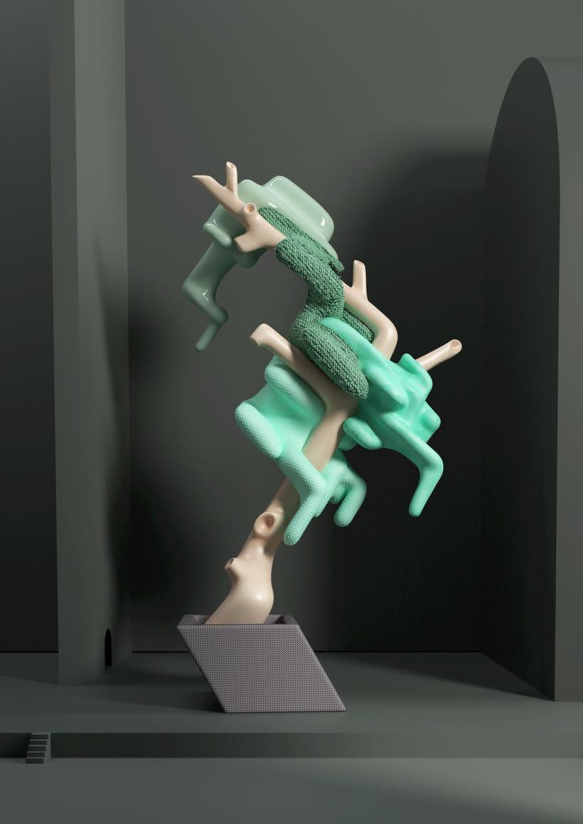 Hugo in Garden, ¿bonsái o escultura? 12