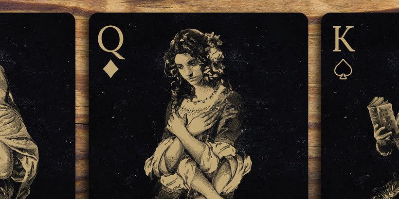 Una baraja que homenajea a Don Quijote 2