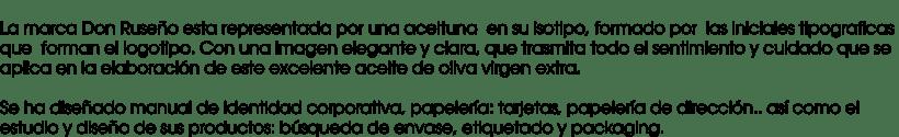 Identidad y packalling  Don Ruseño 1