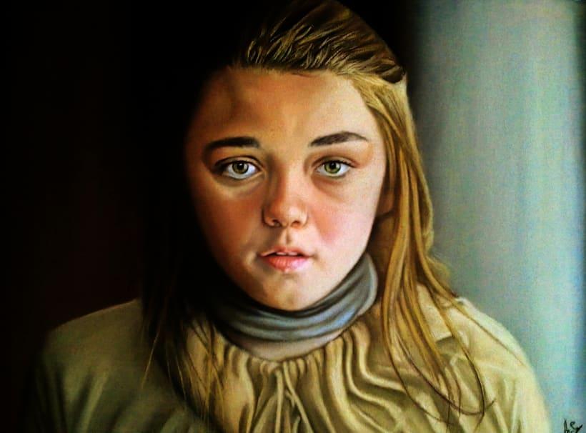 Arya Stark -1