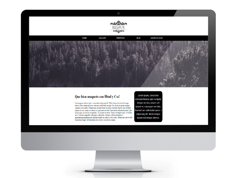 Diseños web -1