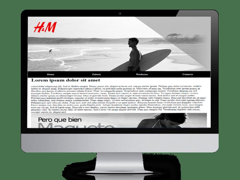 Diseños web 8