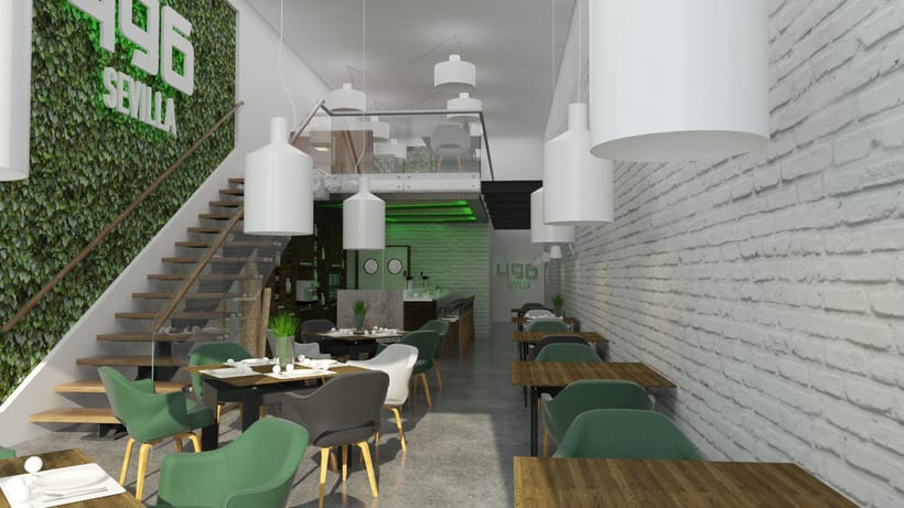 Proyecto 496 Sevilla - Café Bar -1