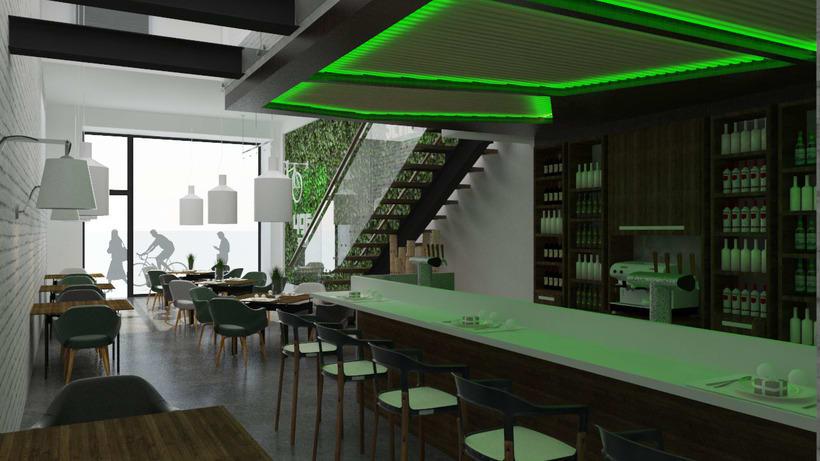Proyecto 496 Sevilla - Café Bar 0