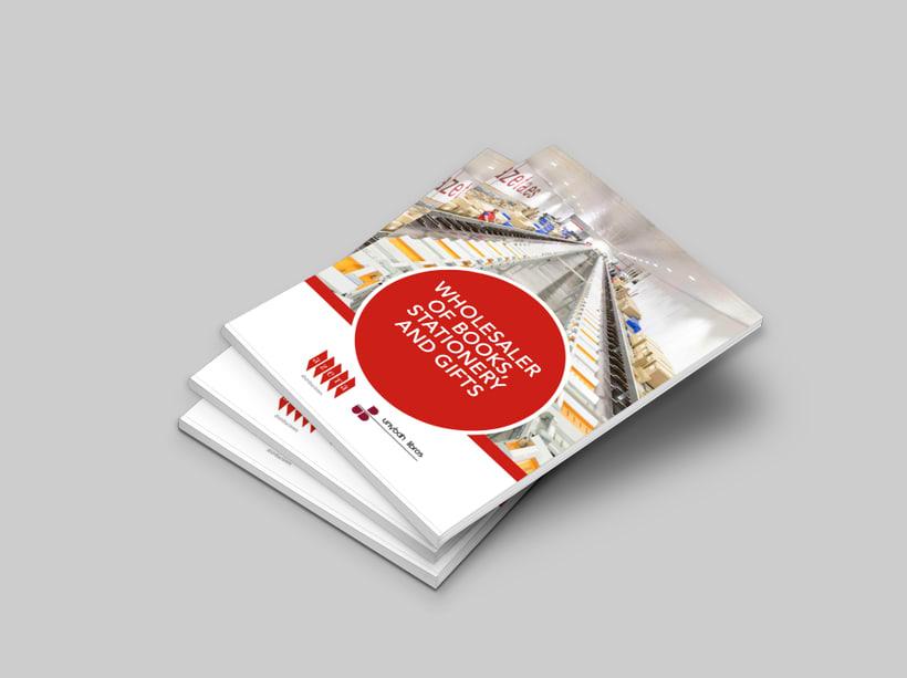 Revista-Dosier de empresa. En/Es 0