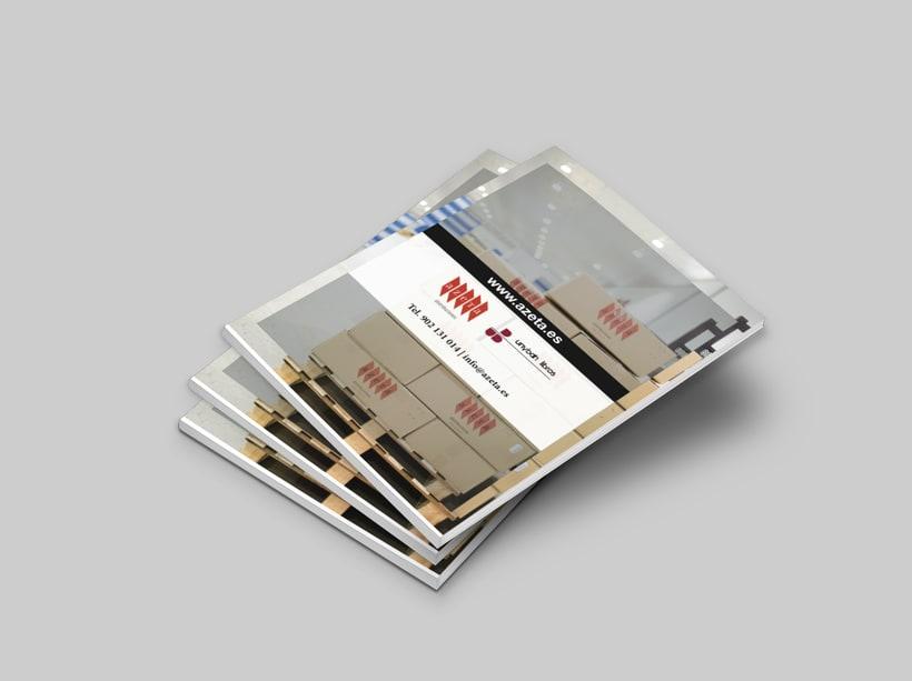 Revista-Dosier de empresa. En/Es 4