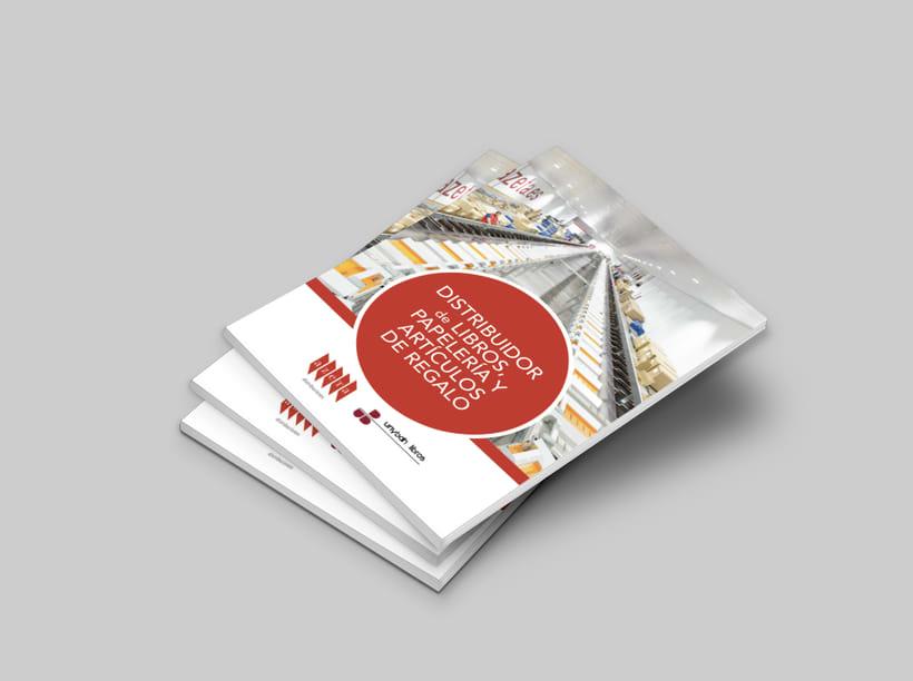Revista-Dosier de empresa. En/Es 3