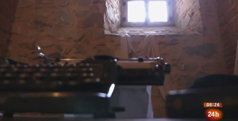 """La Cárcel _ Segovia """"Escribiendo en el camino entelado"""" -1"""