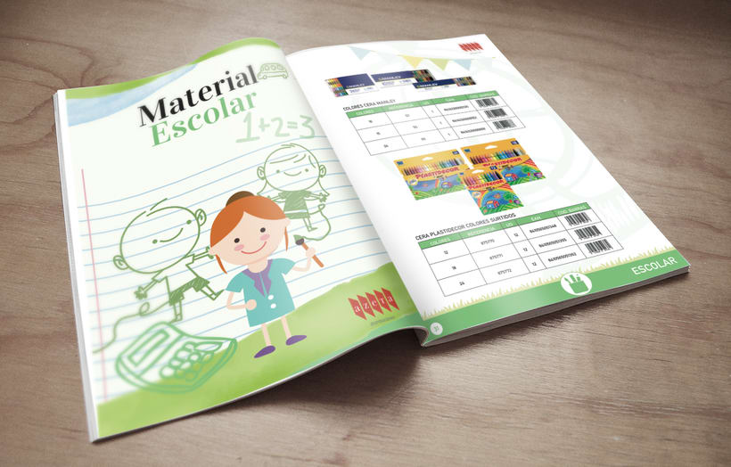 Catálogo de Productos de  papelería 4