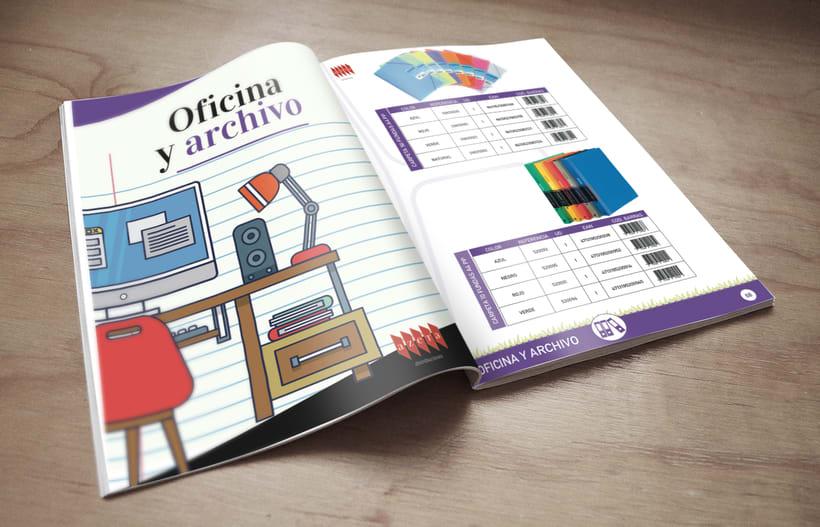 Catálogo de Productos de  papelería 5