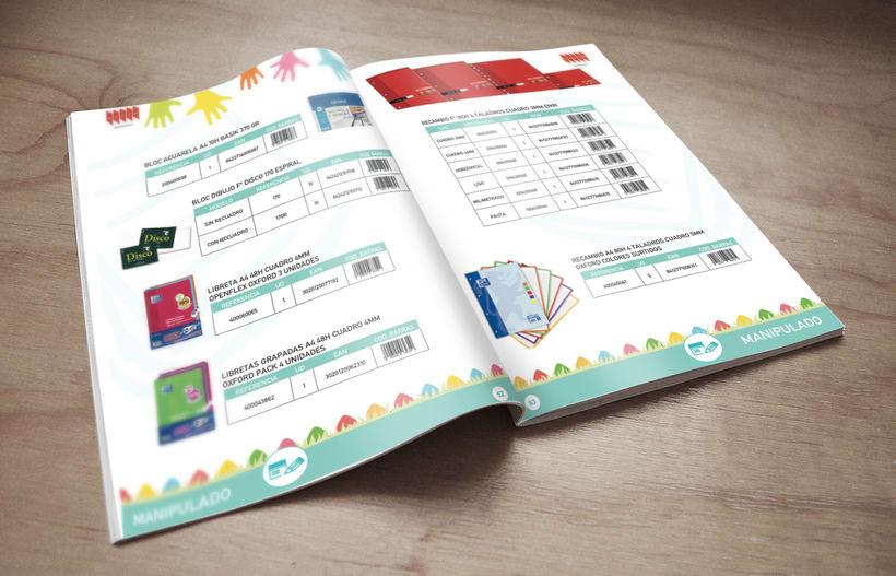 Catálogo de Productos de  papelería 6