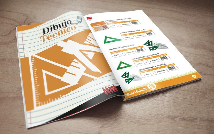 Catálogo de Productos de  papelería 7