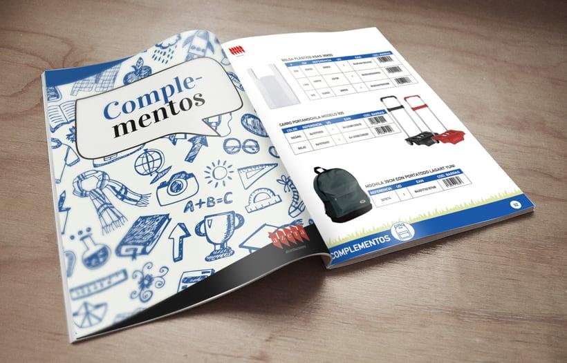 Catálogo de Productos de  papelería 8