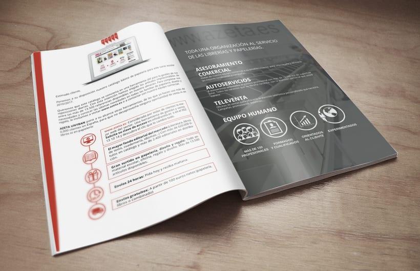 Catálogo de Productos de  papelería 1