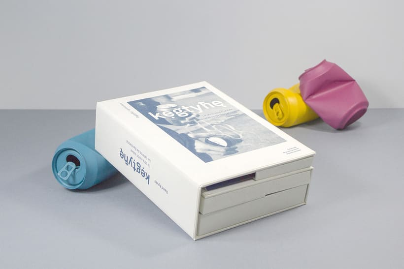 KEGTYHE - experimental books 1