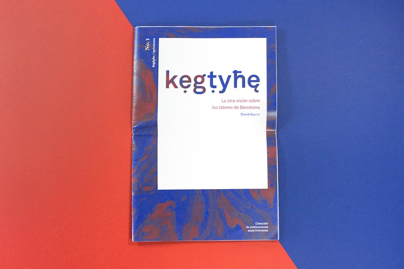 KEGTYHE - experimental books 4