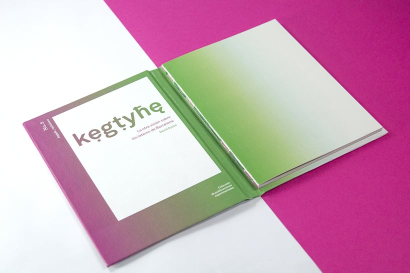 KEGTYHE - experimental books 14