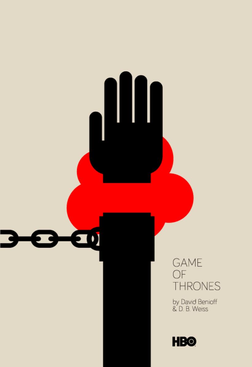Posters TV Series 4
