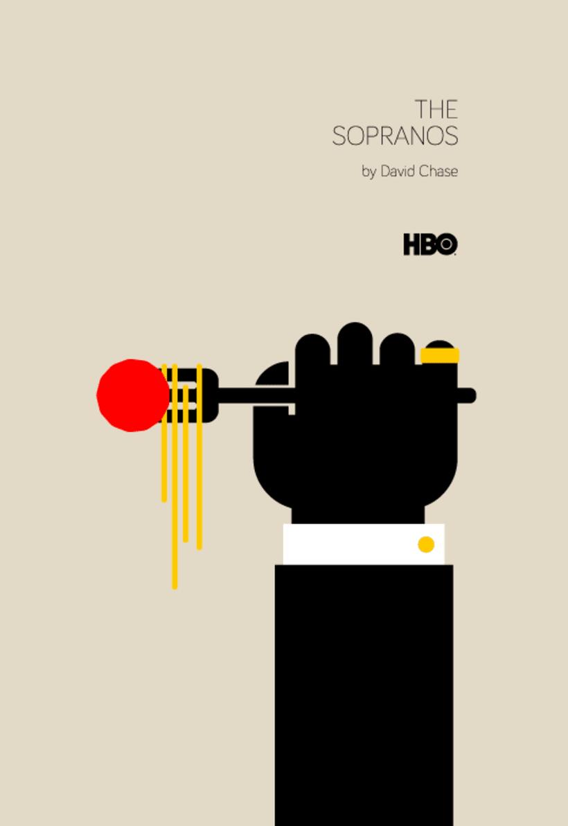 Posters TV Series 7