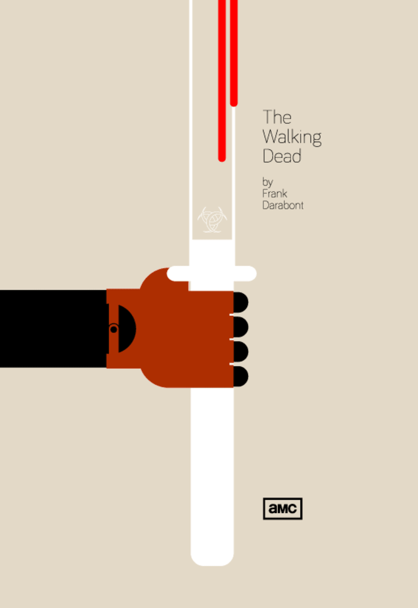 Posters TV Series 8