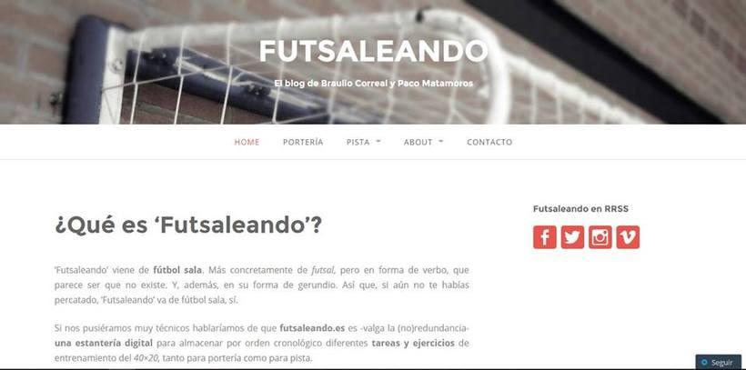 Branding | futsaleando.es 0