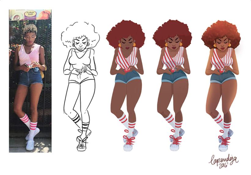 Funky Girls! 0