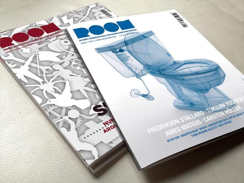 ROOM Diseño. revista de diseño, arquitectura y arte contemporáneo 2