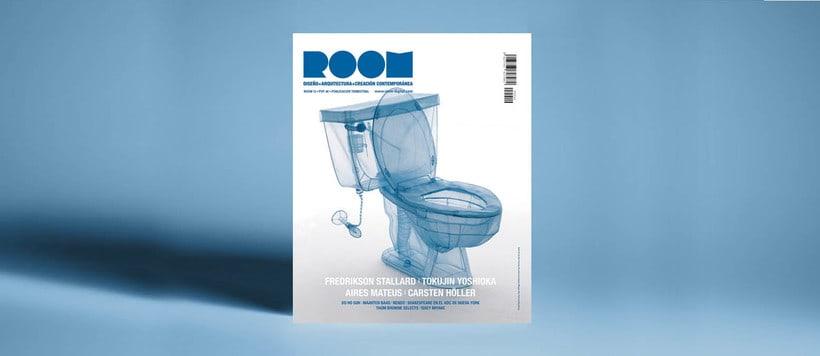 ROOM Diseño. revista de diseño, arquitectura y arte contemporáneo 1