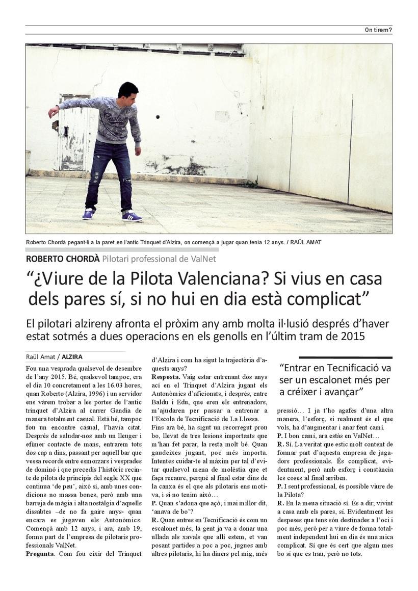 Entrevista | Col·laboració Falla Pintor Andreu 3