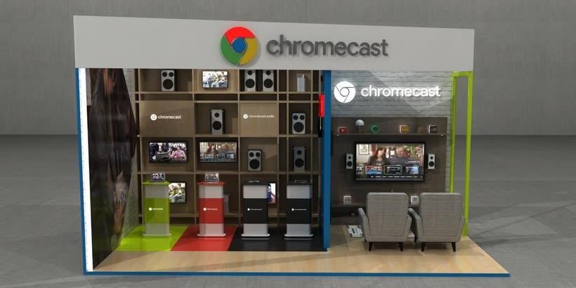 CHROMECAST  Google -1
