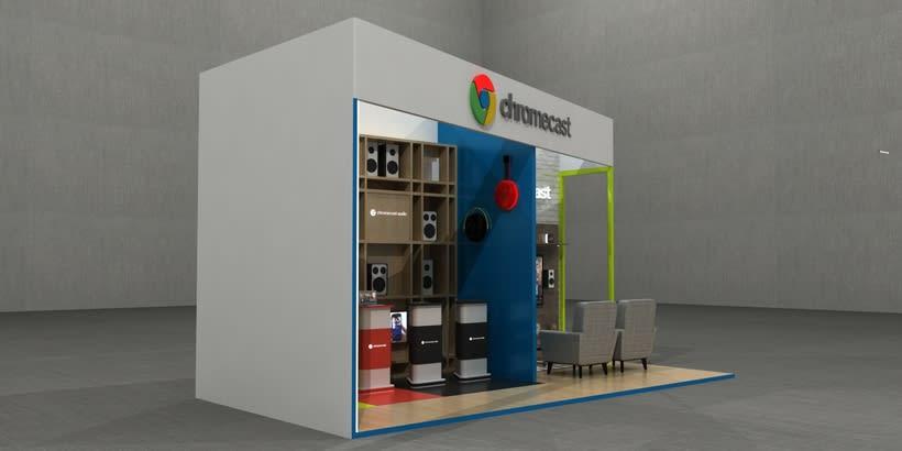 CHROMECAST  Google 1