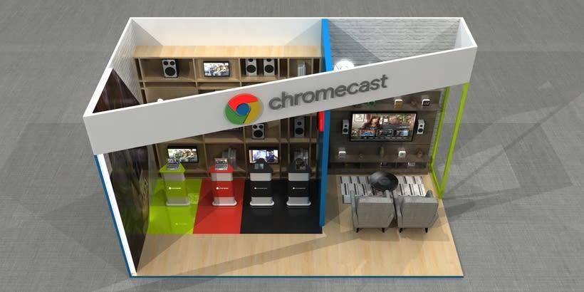 CHROMECAST  Google 2