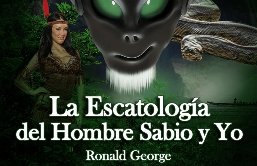 La Escatología del hombre sabio y Yo / Portada 1
