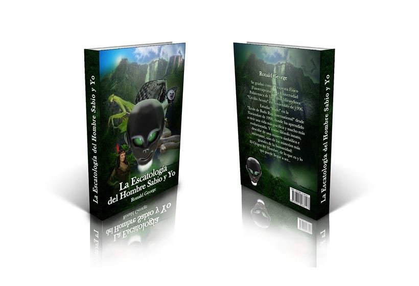 La Escatología del hombre sabio y Yo / Portada 5