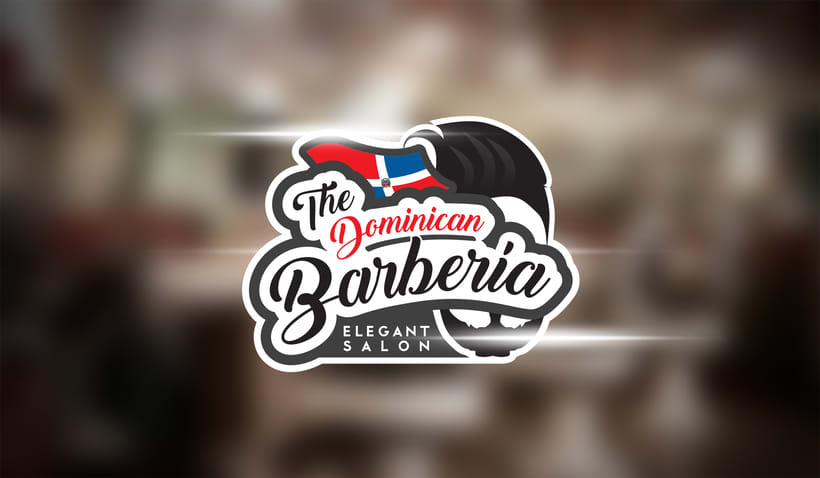 The Dominican Barberia -1
