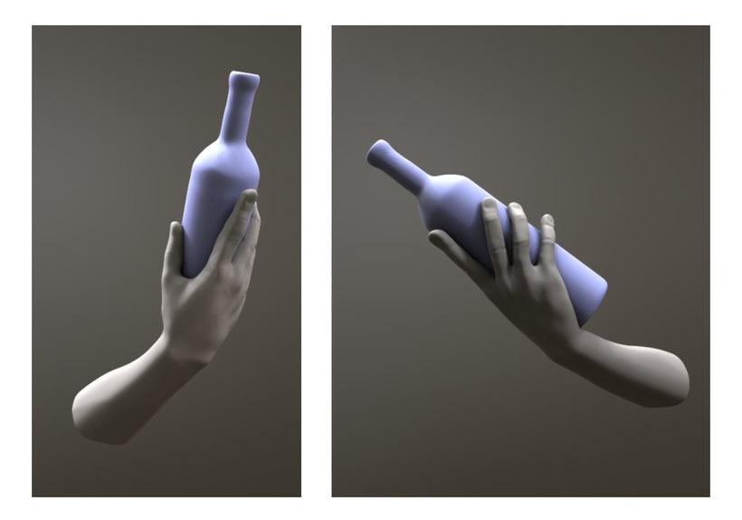 3D Orgánico 3